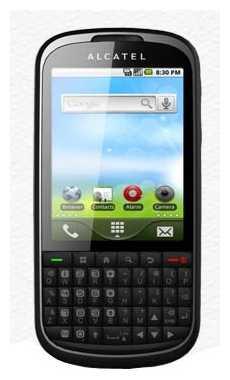 Замена сенсора, стекла, тачскрина One Touch 910